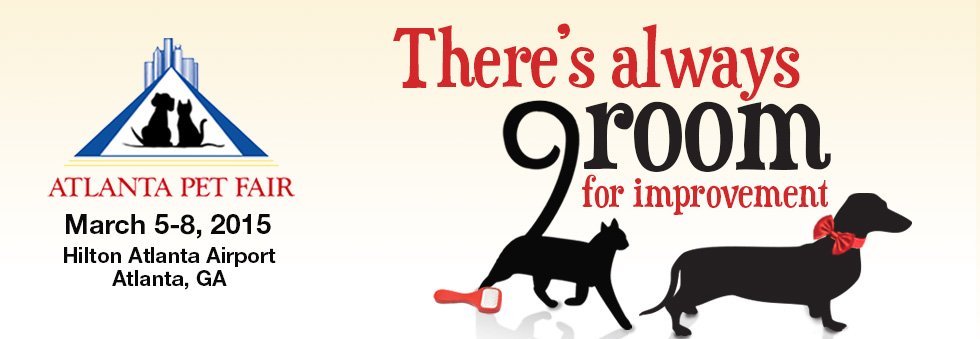 there's always groom to improve - atlanta pet fair